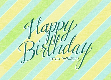 birthday card  marketing essentials by nadine mullings, Birthday card
