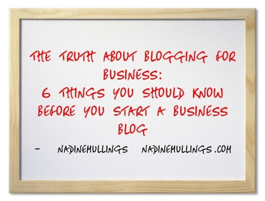 The-Truth-About-Blogging